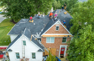 Roofing company in Fort Wayne