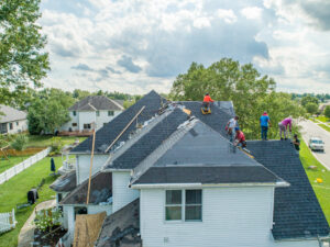 Roofing contractors in Fort Wayne Indiana